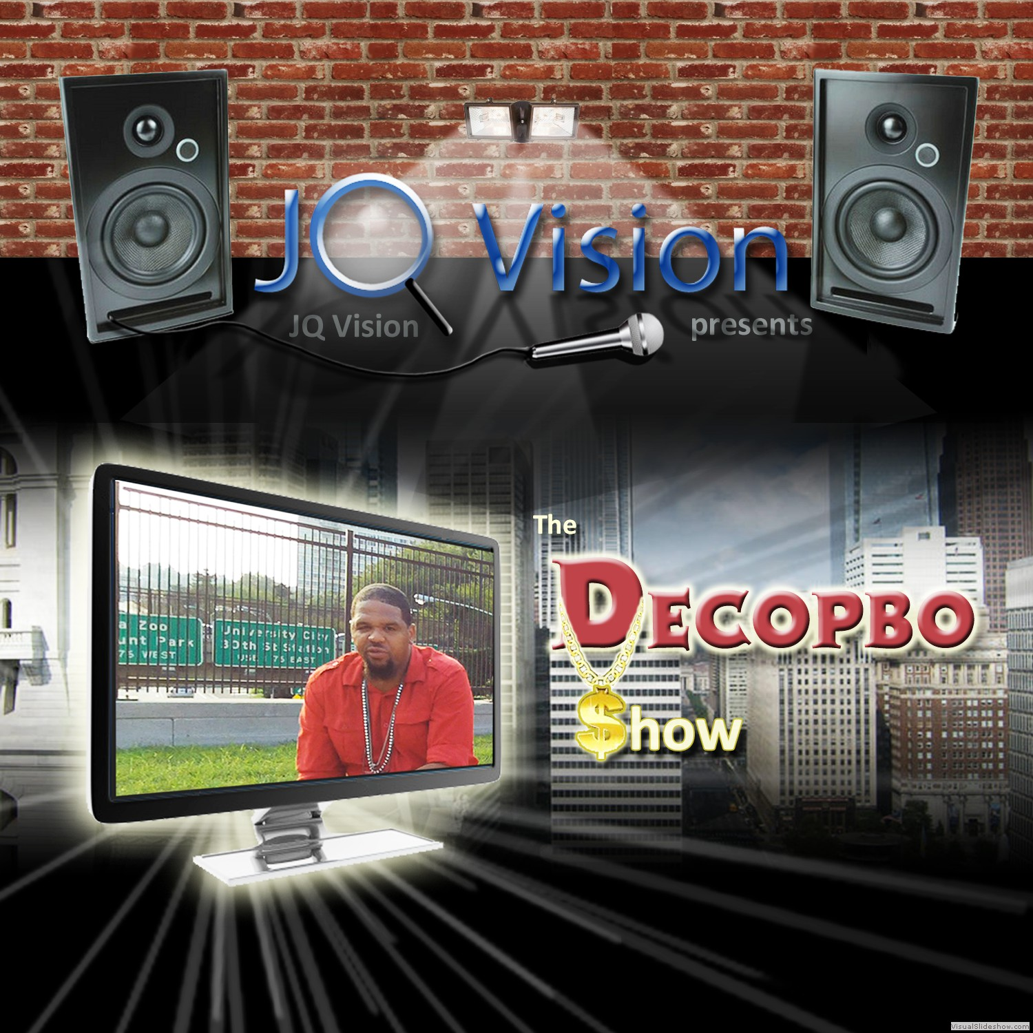 Decopbo - CD Cover Insert - Front