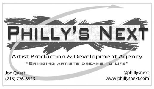 Philly's Next - Business Card
